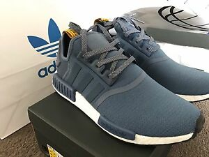NMD R1 Tech Ink AUSize10 Ringwood East Maroondah Area Preview