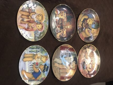 Decorative plates - Franklin Mint Ltd Edition