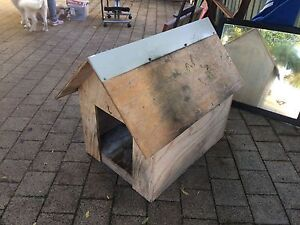 Dog kennel timber East Victoria Park Victoria Park Area Preview