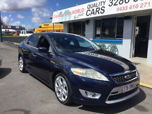 2007 Ford Mondeo XR5 TURBO Manual Hatchback Capalaba Brisbane South East Preview
