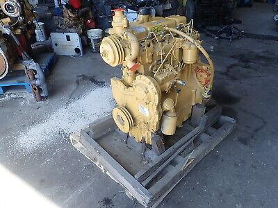Perkins 4.236 Diesel Engine Unused New 4-236 Stress Block Jcb Cat Massey