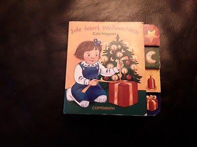 Jule feiert Weihnachten kleines Büchlein für Kleinkinder