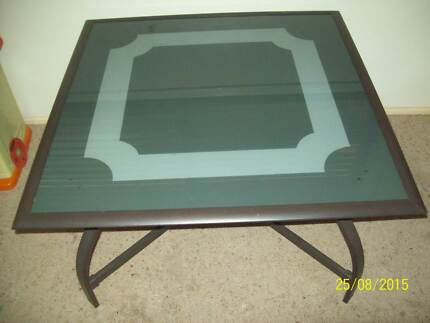 Glass Table Redbank Plains Ipswich City Preview