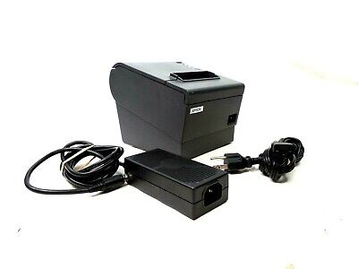 Epson Tm-t88iv Point Of Sale Thermal Printer M129h Wpower