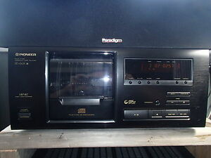 Pioneer PD-F505 25 disc CD Player Windsor Region Ontario image 1