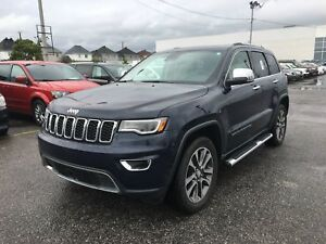 Jeep Grand Cherokee Limited 2018 DVD/NAV/HITCH