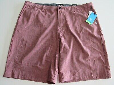 Quiksilver Mens Amphibian Shorts Regualr Fit W44 L20 Nwt