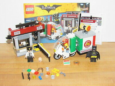 The Lego Batman Movie 70910 Scarecrow Special Delivery Loose 100% Complete