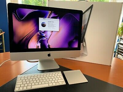 "Excellent Apple iMac 21.5""  Slim (Late 2012), 8GB RAM, 1TB HDD, Boxed"