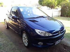 2002 Peugeot 206 Hatchback Rochedale South Brisbane South East Preview