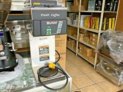 Bunn Cdbcp35-1l2u Coffee Brewer Machine Stainless Steel 3 Warmer 110 Volts