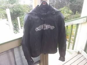 NEW Shift Diablo Leather Motorcycle,Motor Bike Jacket, Coat Black Newcastle Newcastle Area Preview