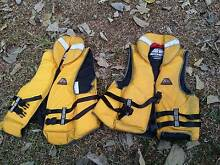 2 hutchwilco life jackets Wulagi Darwin City Preview