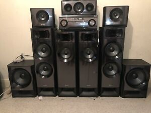 Sony home theatre/ surround sound system