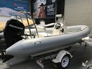 5.1m Coastryder Rib inflatable Pearsall Wanneroo Area Preview