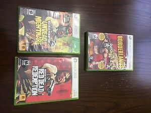 Xbox 360 Games - Best Offer!