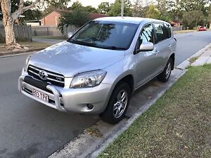 2008 Toyota RAV4 excellent condition - negotiable!! Capalaba Brisbane South East Preview