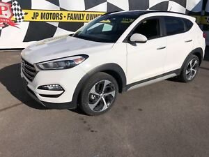 2017 Hyundai Tucson Limited, Automatic, Leather, Pan Sunroof, AW