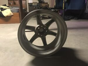 Voxx rims, they are 17inch