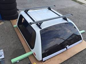 White Colour MAZDA BT-50 Canopy 2011 - 2017 Sliding Side Windows Smithfield Parramatta Area Preview