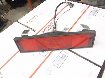 1986 ARCTIC CAT 440 JAG snowmobile parts: TAILLIGHT ASSEMBLY