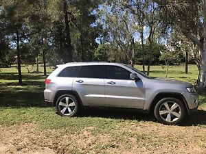 Jeep Grand Cherokee TURBO DIESEL LIMITED Idalia Townsville City Preview