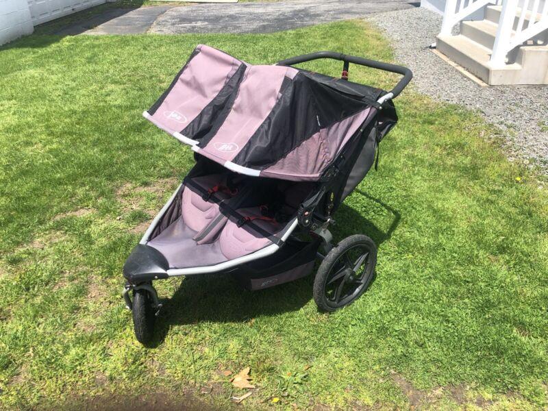 bob double jogging stroller