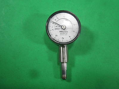 Mitutoyo Dial Gage .0001 -5 Display -- 1925-10 -- Used