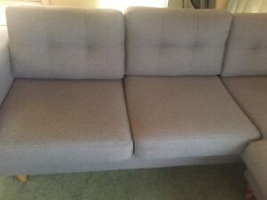 3 seater chaise lounge