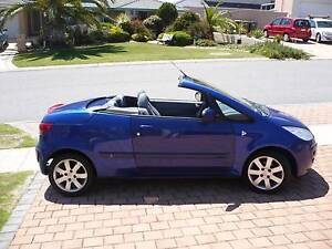 2007 Mitsubishi Colt Convertible Ocean Reef Joondalup Area Preview