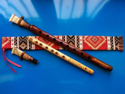 ARMENIAN DUDUK PRO from Apricot Wood, 2 Reeds, National Case, Free Gift Flute