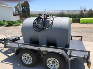 Fuel tank trailer 2000L on 3.5 tone base Applethorpe Southern Downs Preview