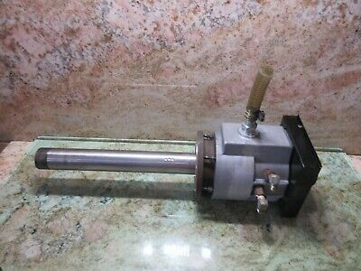 Nakamura Tw-20 Cnc Lathe Kitagawa Hydraulic Actuator Draw Bar 30