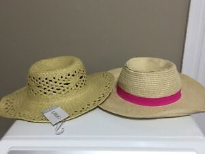 Carter's 12-24 month hats