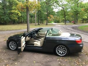 2007 328i hard top convertible / droptop