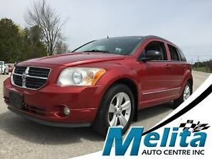 2010 Dodge Caliber SXT, Bluetooth, satellite radio, heated seats