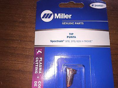 Item 382- Miller 249927-tip For 375 375625 Xtreme Qty 1