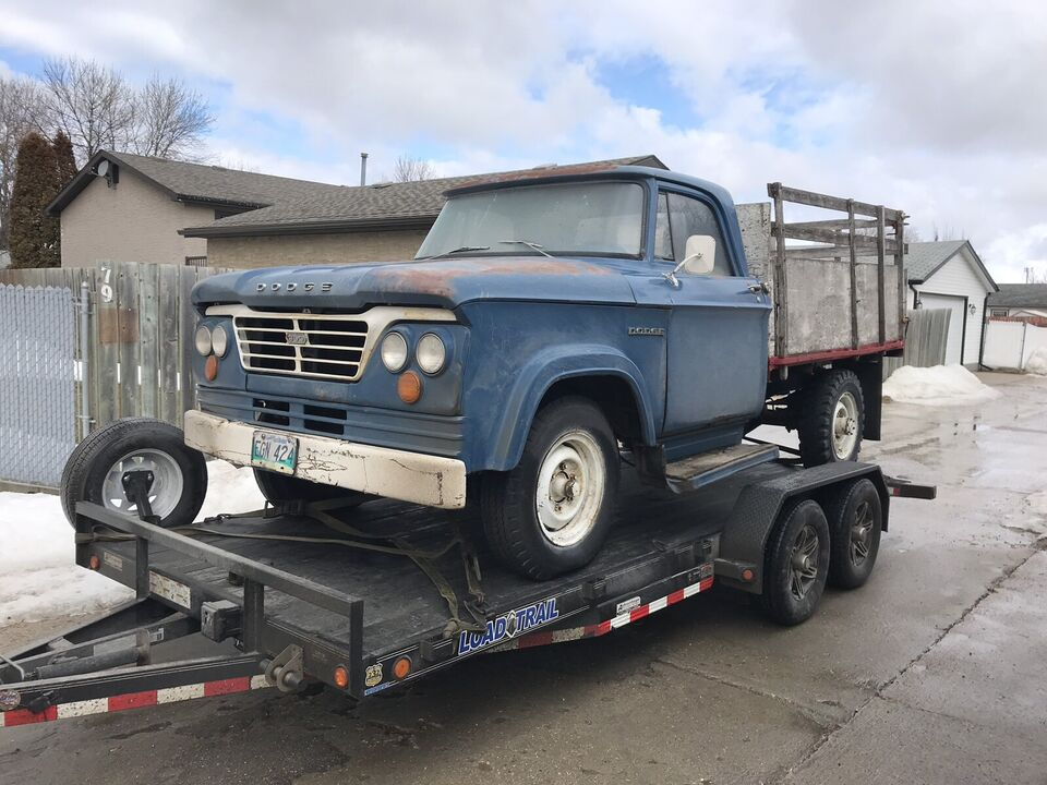 Dodge Truck Parts >> Dodge Truck Parts Wanted 1961 To 1971 Will Take Whole Truck