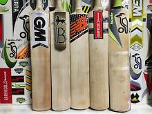 Small Men's Top Grade English Willow Cricket Bats - $100 each Mermaid Waters Gold Coast City Preview