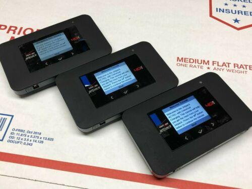 Lot of 3 NETGEAR Jetpack AC791L - 4G LTE (Verizon) Hotspot - Works - Great Cond