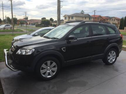 URGENT SALE !!! 2007 Holden Captiva Wagon 7 Seater Liverpool Liverpool Area Preview