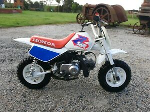 Wanted: Honda Z50R clean original bikes $$$$