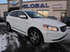 2015 Volvo XC60 T6 Premier AWD LEATHER SUNROOF .