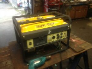 Champion 2800 Watt Generator sold pending pick up