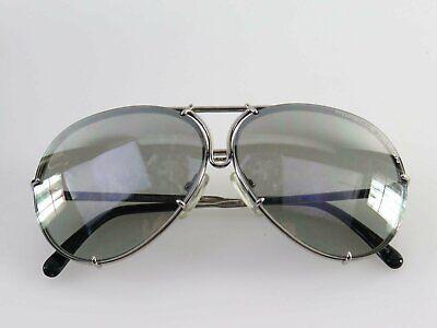 PORSCHE Design P'8478-B-6010-135 Herren Piloten Sonnenbrille Wechselgläser NEU
