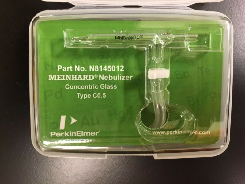 Type C0.5 Glass Nebulizer For NexION (N8145012)