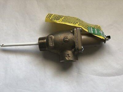 Watts 1 Pressure Relief Valve Lf40xl 125 Psi