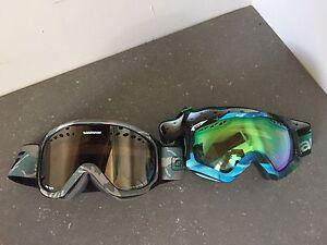 Ski/Snowboard Goggles $180 for both
