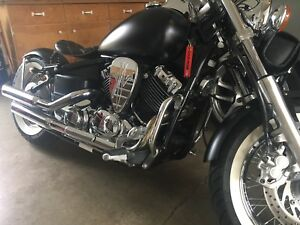 REDUCED - 2000 Yamaha VStar 650 Bobber