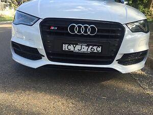 Audi S-Series Sedan Ryde Ryde Area Preview